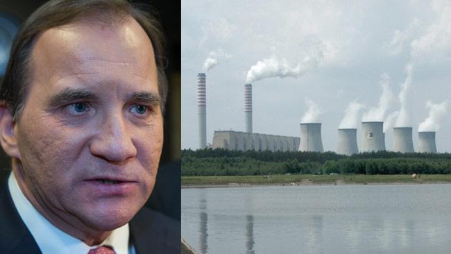 Regeringens politik riskerar leda till ökade elpriser och import av smutsig dyr kolkraft. På bilden ett kolkraftverk i Polen. Foto: Nyheter Idag / Wikimedia Commons