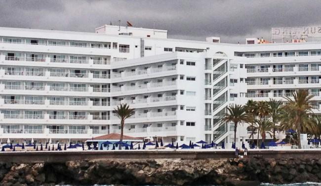Hotell Sunwing Arguineguín. Foto: Kirsi L-M