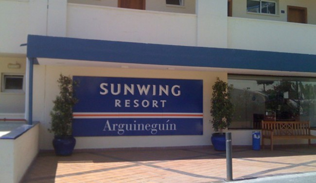 Hotell Sunwing Arguineguín. Foto: Gran Canaria Go