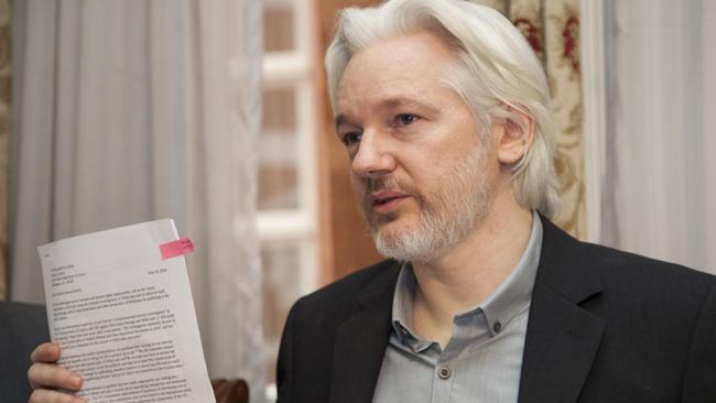 Wikileaksgrundaren Julian Assange. Foto: Wikimedia