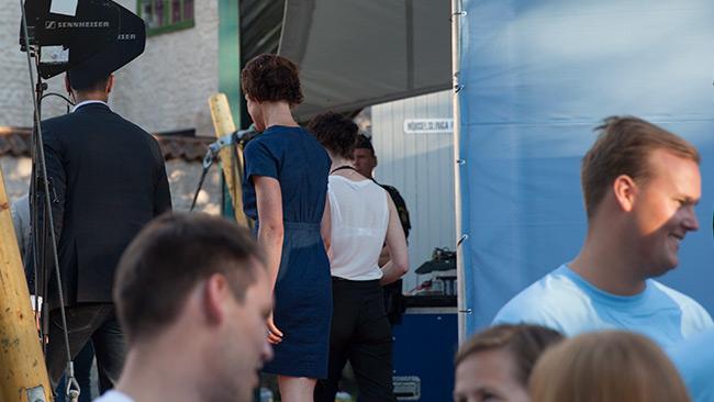 Kinberg Batra vänder ryggen åt gräsrötterna. Foto: Nyheter Idag