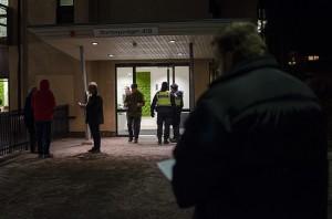 Jens Kittel fick inte närvara på mötet – trots att han bor i närheten. Foto: Nyheter Idag
