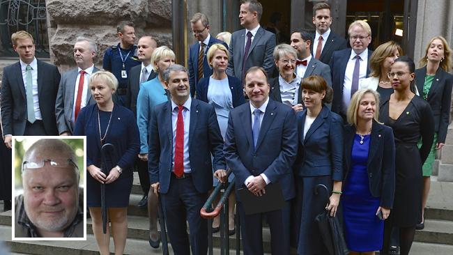 Sveriges rödgröna regering. Foto: Wikimedia