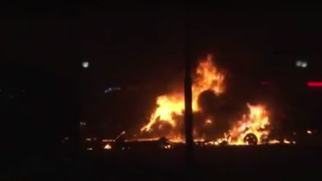 Manga doda i turkiet efter explosion