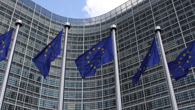 EU-kommissionens högkvarter i Bryssel. Foto: Henrik Alexandersson