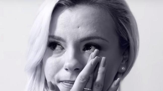 Bree Olson har utbildat sig till sjuksköterska och vill inte att folk ska döma henne för att hon är före detta sex-arbetare. Foto: Youtube