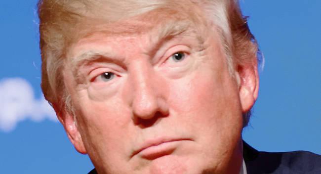 Donald Trump orsakar bråk i republikanernas led -- republikansk tidningsjätte tar avstånd Foto: Wikipedia
