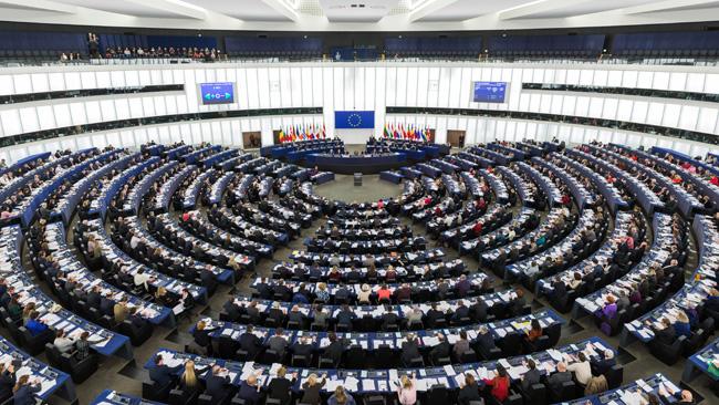 Europaparlamentet i Strasbourg | Foto: Wikimedia