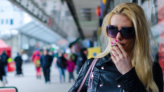 Kajsa Ekis Ekman. Foto: Nyheter Idag