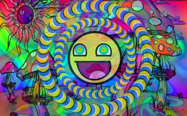 """Anekdotiska uppgifter  från LSD-användare som """"mikro-doserar"""" enligt amerikanske psykologen James Fadimans metod kan tyda på att LSD hjälper mot Facebook-beroende. Ytterligare forskning behövs innan sambandet kan verifieras. Foto: CC0"""