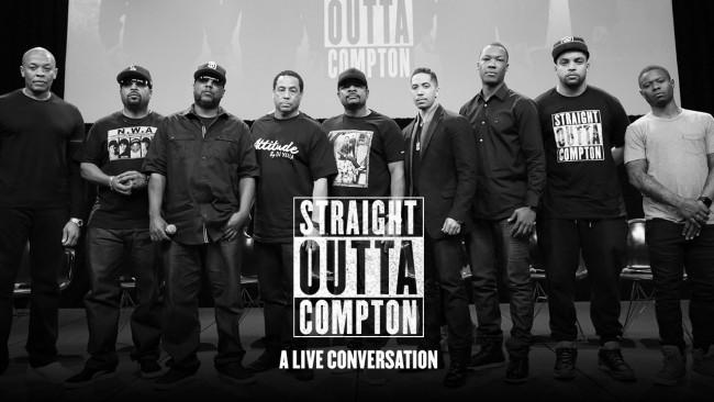 """Marknadsföringen av filmen Straight Outta Compton såg olika ut för Facebook-användare beroende på om företaget klassat dem som """"vit, svart eller hispanisk"""". Foto: Youtube"""