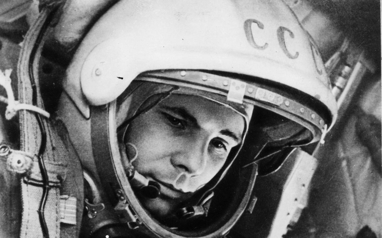 Gagarins rymdfärd var en stor landvinning för den sovjetiska astronomin. Bild: Public Domain