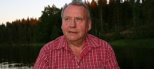 Rune Lanestrand har tagit inititiativ till ett upprop för folkomröstning om Värdlandsavtalet. Foto: Privat