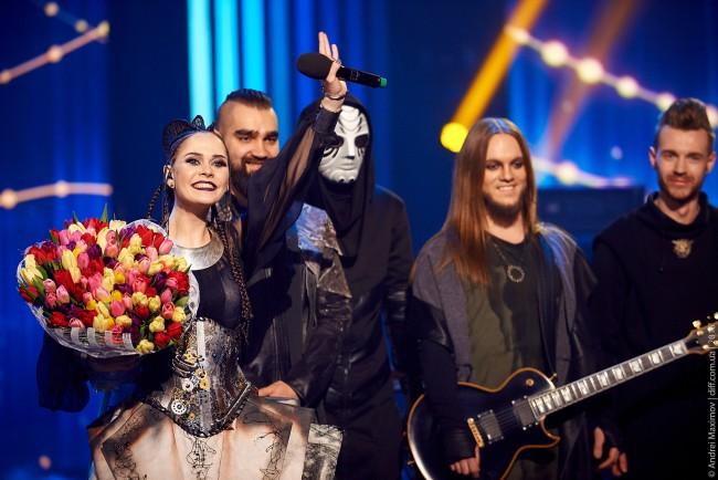 Eurovision 2016 och Ukrainas segrande låtbidrag är politiskt sprängstoff, åtminstone om man ser till reaktioner på sociala medier. Foto: Sergei