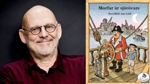 Jan Lööf får inte ge ut två av sina böcker i original för bokförlaget Bonnier Carlsen. Innehållet kan vara kränkande. Foto: Stefan Tell / Wikimedia Commons