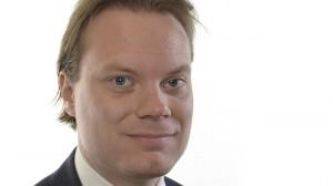 Debattören Martin Kinnunen är riksdagsledamot i Sverigedemokraterna. Foto: Pressbild