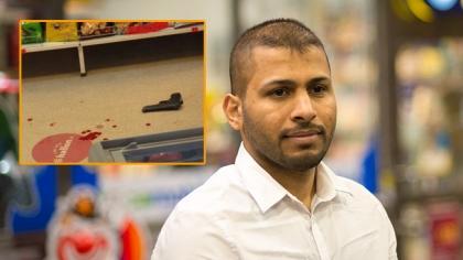 """Pistolbeväpnade rånare slog Mohaneds bror blodig: """"Jag är arg på politikerna"""""""