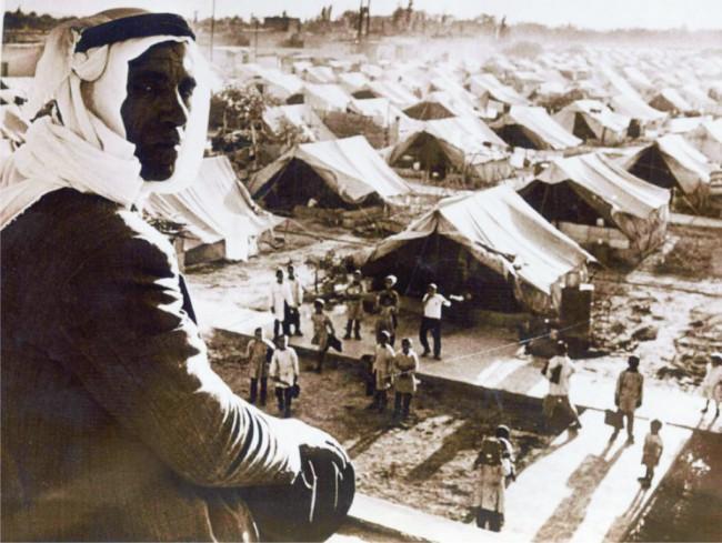 Idag kämpar palestinierna för att få behålla de 22% av deras land som återstå och det är livsviktigt att den här kampen lyckas. Omvärlden får inte överge palestinierna än en gång. Foto: Public Domain