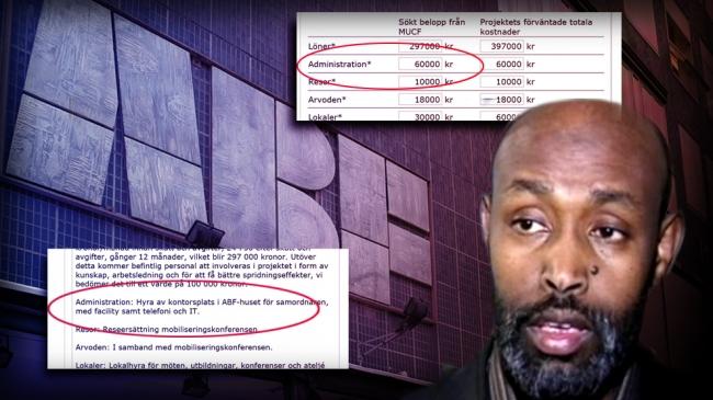 Dokumentet avslöjar: MUCF beviljar skandalbidrag till ABF-husets mångmiljonvinster