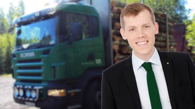 """Johan Hultberg (M) om Miljömålsberedningen: """"Det här är en högt ställd målsättning"""""""