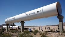Ryssland förbereder sig för hyperloopteknik