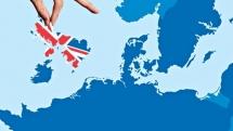 """EU på tapeten efter Brexit: """"Det blir uppror, folk vill inte ha det här"""""""