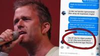 Jan Johansen får beröm på Instagram för att ta avstånd från SD, men förefaller i privata konversationer ha en svaghet för antisemitiska konspirationsteorier. Foto: Wikimedia Commons samt Privat