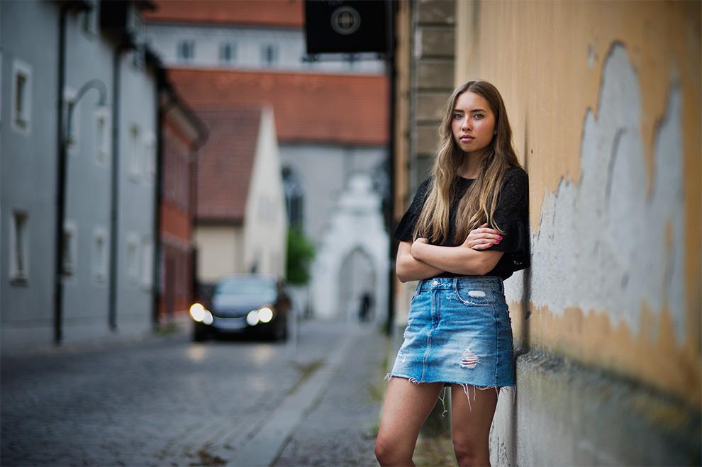 Matilda Andersson på Nyheter Idag tipsar hur du kan skydda dig mot sexövergrepp. Foto: Nyheter Idag
