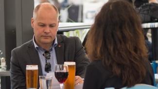 Johansson backar Eliasson – Går till rasistnazistattack mot SD