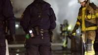 Polisen fick inte ingripa mot kriminella upploppsmakare för sina chefer. Bilden är tagen vid ett annat tillfälle. Foto: Nyheter Idag