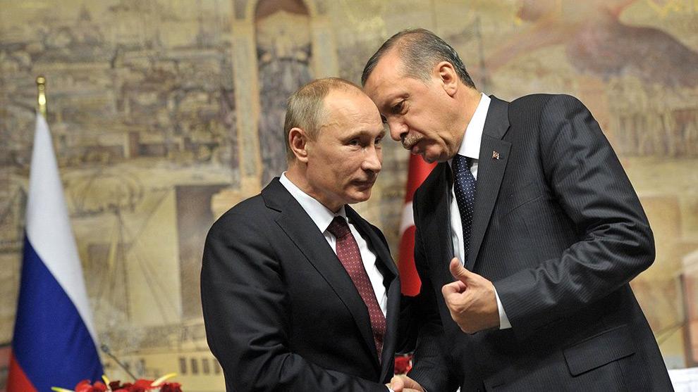Det finns indikationer på att Turkiet kommer närma sig Ryssland efter det misslyckade kuppförsöket. Foto: Kremlin.ru