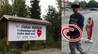 Tokrunkaren i Rättvik (t.h). Foto: Rättviks kommun samt Privat