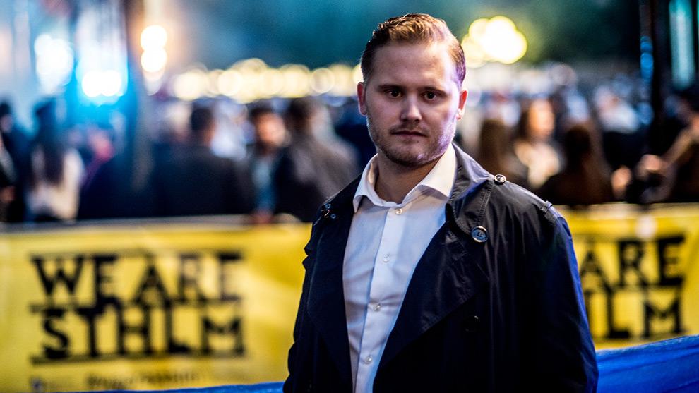 Henrik Vinge (SD) tycker att festivalen bör stängas ned om inte problematiken kan åtgärdas. Foto: Nyheter Idag