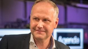 Jonas Sjöstedt (V) är den stora vinnaren i augustimätningen. Foto: Nyheter Idag