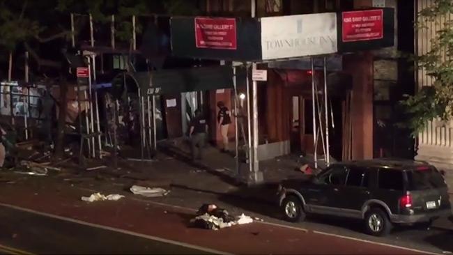 Bombattack på Manhattan med 29 skadade – Motivet ännu oklart