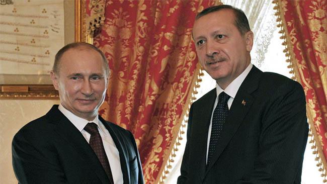 President Erdogan vill vara med när den nya vännen Vladimir Putin krossar IS tillsammans med USA. Foto: Wikimedia commons.