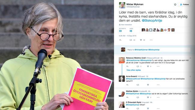 Åströms aktivism väcker starka reaktioner. Foto: CC Frankie Fouganthin samt Twitter