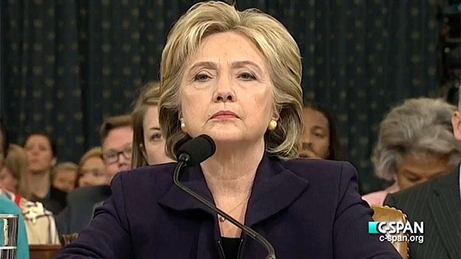 Skandalernas drottning - Hillarys mest besvärande affärer