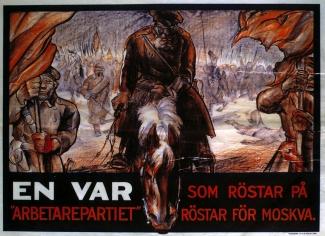 Krossa putinismen och dess medlöpare! Länge leve den svenska statens styrka och enhet!