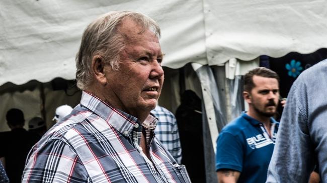 """""""Ska se till att de kommer över tio procent"""": Bert Karlsson ska kampanja med KD-ledaren Ebba Busch Thor"""