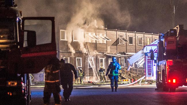 Det kan vara mordbrännarclowner som ligger bakom, enligt DN. Foto: Nyheter Idag