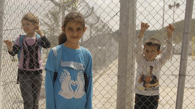 """Ett """"hot"""" menar SVT och Ygeman om flyktingar i Turkiets flyktingläger. Foto: CC Ariel Rubin/UNDP"""