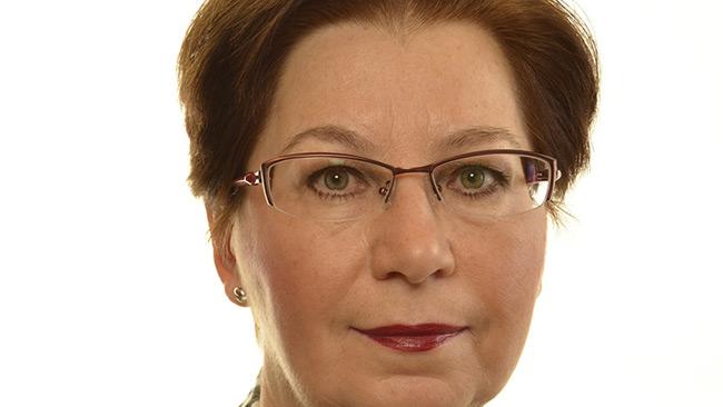 Nu lämnar Hagwall en rad politiska uppdrag i SD. Foto: riksdagen.se