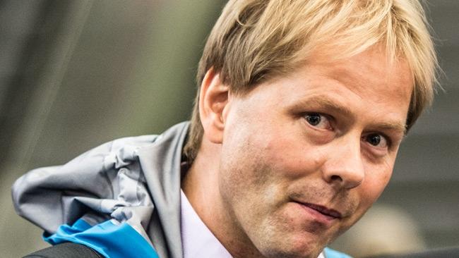 Anders lindberg blir ny politisk chefredaktor