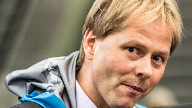 Anders Lindberg. Foto: Nyheter Idag