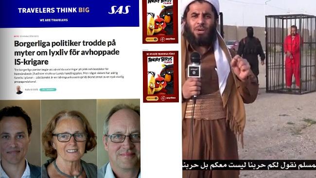 Så lurar Sydsvenskan läsarna om återvändande IS-terrorister