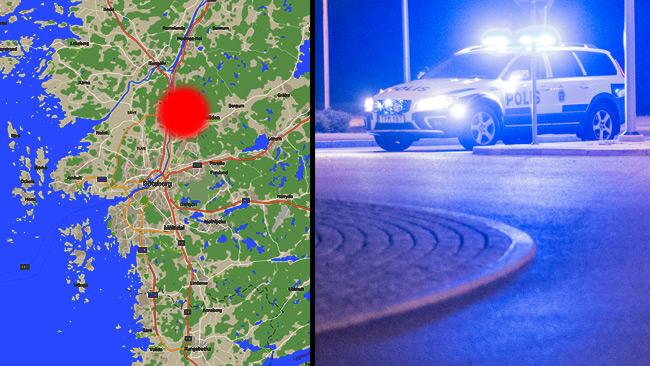 Bilden är ett montage. Foto: Google Maps / Nyheter Idag