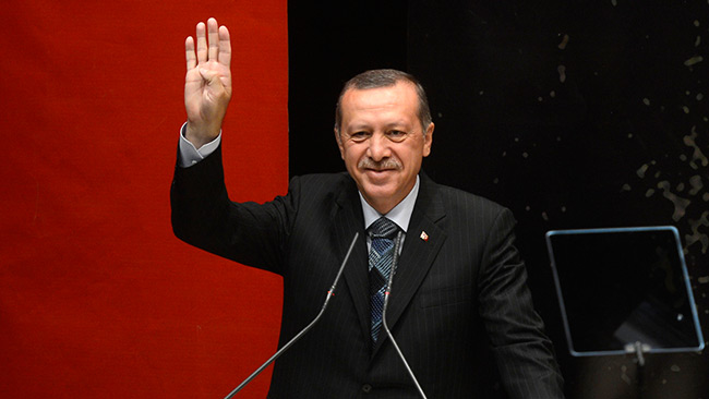 Erdogans parti AKP driver igenom den nya lagen. Foto: Wikimedia Commons