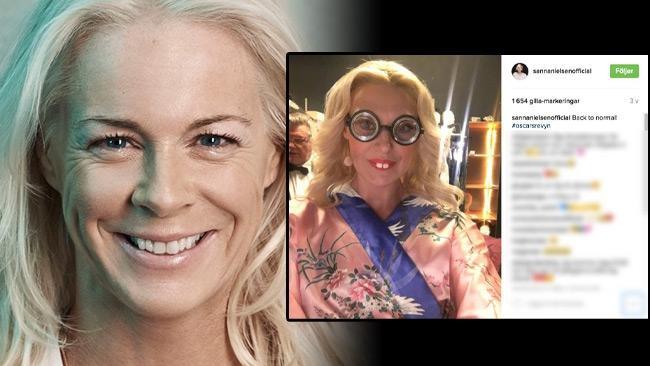 Malena Ernman försvarar rasistanklagad – När det är hennes artistkollega
