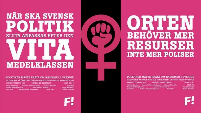 """Kritikstormen: """"Fi rashetsar i samklang med kriminella element i Rinkeby"""""""